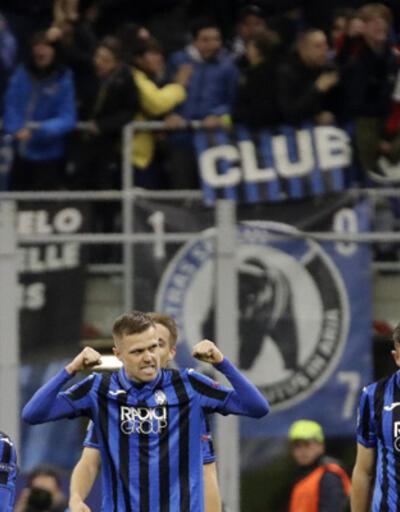 Şehrin üçte biri Atalanta-Valencia maçına gitti