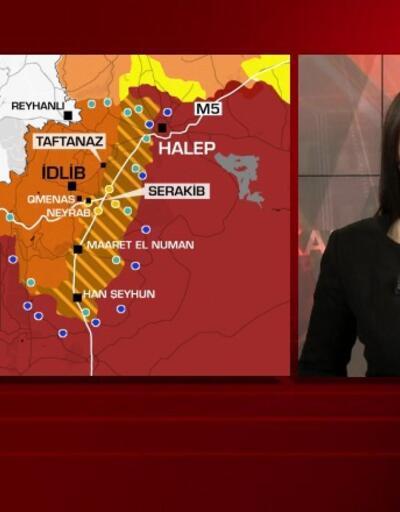 Son dakika! İdlib'de son durum ne? İşte ayrıntılar...