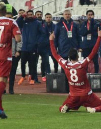 Sivasspor tekrar liderlik koltuğuna oturdu