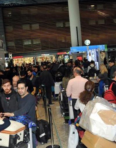 İran uçuşlarına koronavirüs engeli