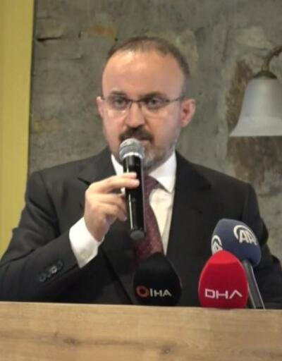 AK Parti'den CHP'ye HDP eleştirisi