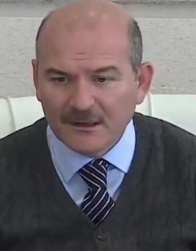 """İçişleri Bakanı Soylu: """"Yıkılan evlerin yerine yenisi yapılacak"""""""