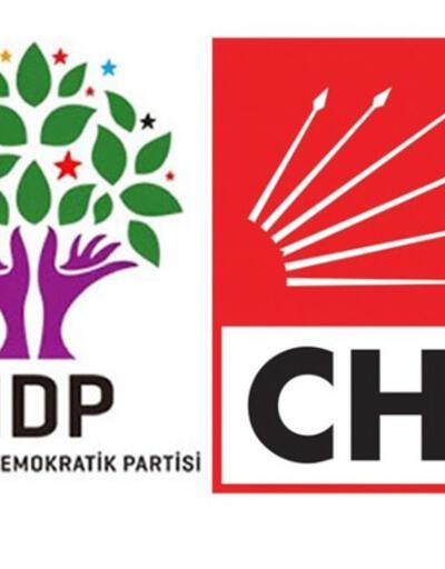 HDP'nin 'ittifak' açıklamasına CHP'den yanıt