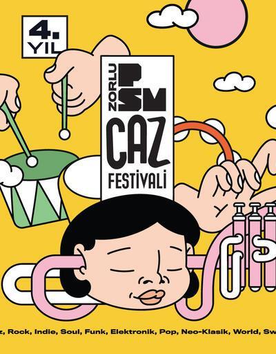 Şehre caz geliyor: 4. PSM Caz Festivali