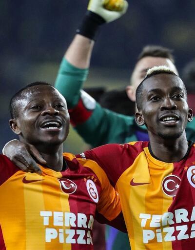 Galatasaray kazanmaya devam ediyor