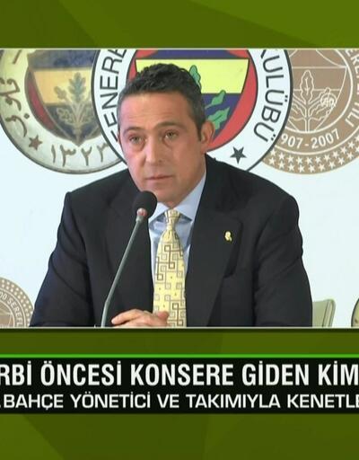 3-1 biten Fenerbahçe-Galatasaray derbisinde yaşananların perde arkası Limitsiz Futbol'da konuşuldu