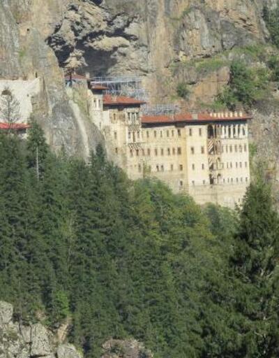 Sümela Manastırı'na teleferik projesinde sona gelindi