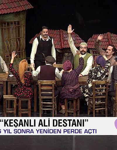 Keşanlı Ali Destanı, Aldırma Gönül, ölümsüz eser Kuğu Gölü, ve vapur müzisyeni seçmelerinden detaylar Afiş'te ekrana geldi