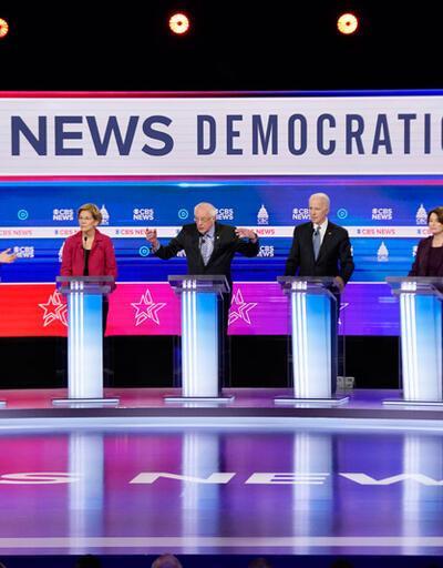 ABD'de Demokrat aday Sanders'tan Netanyahu'ya 'ırkçı' nitelendirmesi