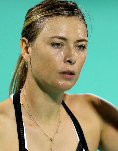 Maria Sharapova rekor kırdı