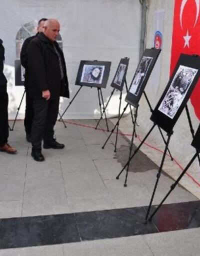 Tokat'ta Hocalı katliamı fotoğraflarla anlatıldı