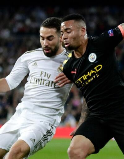 Real Madrid Manchester City CANLI YAYIN