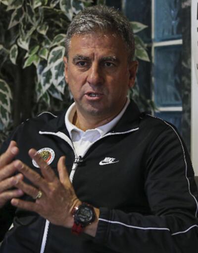 Hamza Hamzaoğlu: Galatasaray'ı tekrar çalıştırmak isterim