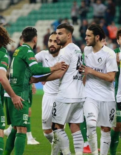 Bursaspor 2-2 Altay MAÇ ÖZETİ