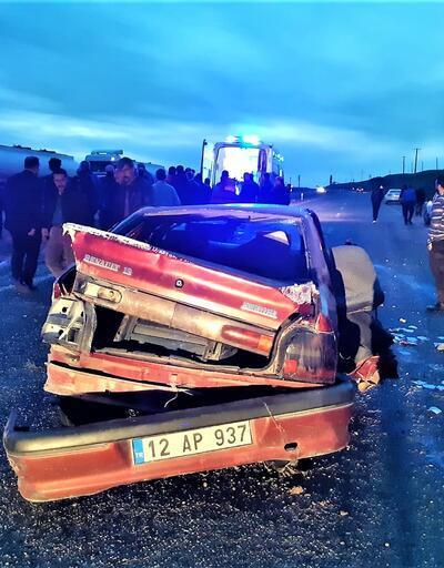Otomobil takla attı: Çok sayıda yaralı var
