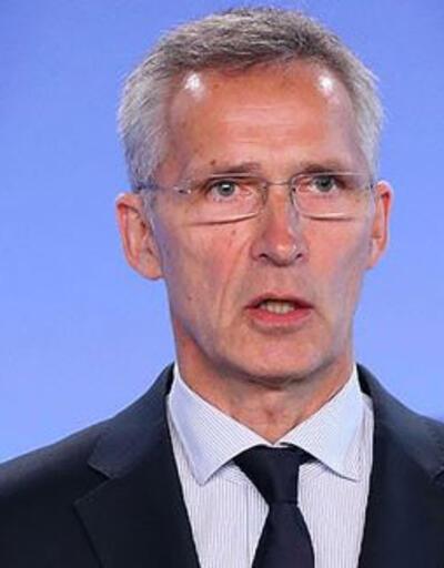 NATO'dan Rejim ve Rusya'ya kınama