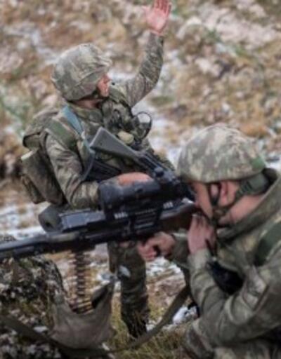 Kuzey Irak'a operasyon: 6 terörist etkisiz hale getirildi