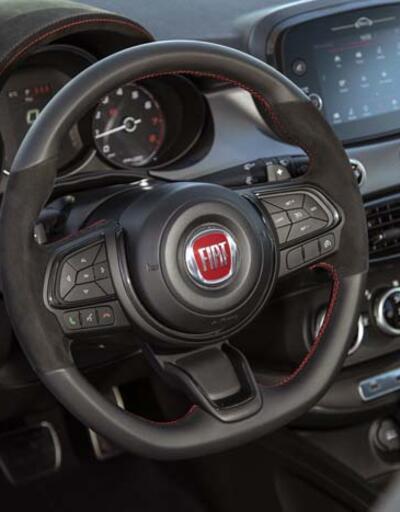 Fiat 500X SUV yenilendi