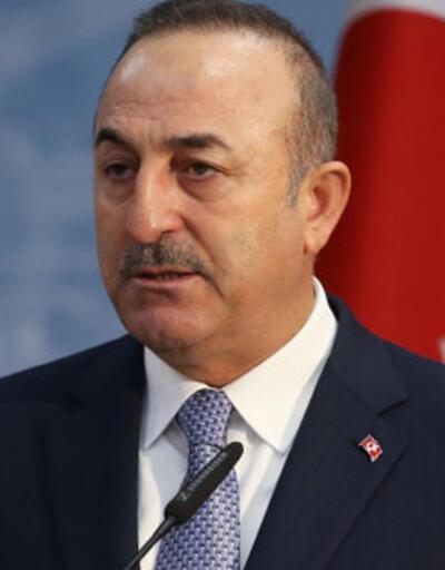 """Bakan Çavuşoğlu'ndan """"Bahar Kalkanı Harekatı"""" mesajı"""