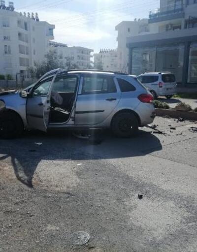 O kavşakta yine kaza: 1 yaralı