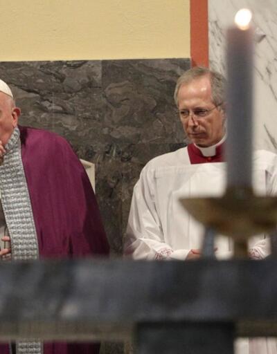 Vatikan'da 'koronavirüs' alarmı: Papa'nın test sonucu açıklandı