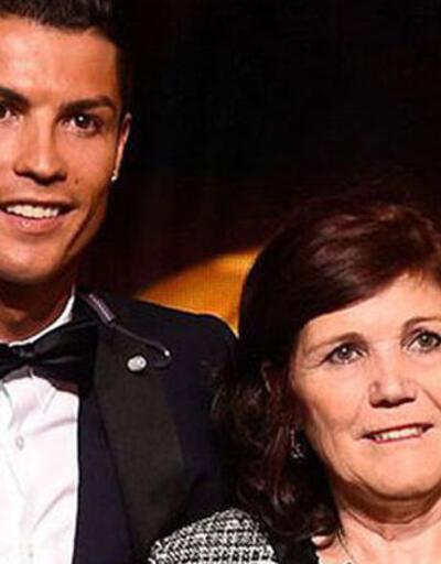 Cristano Ronaldo'nun annesi felç geçirdi