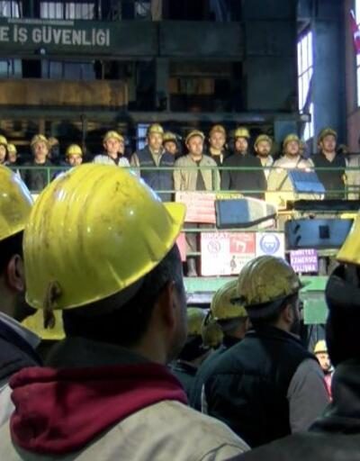 Hayatını kaybeden 263 madenci anıldı
