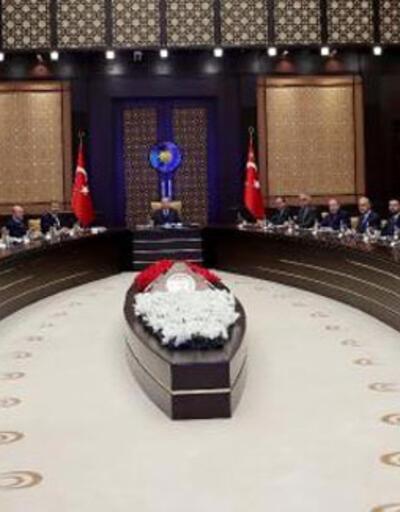 Ankara'da koronavirüs toplantısı