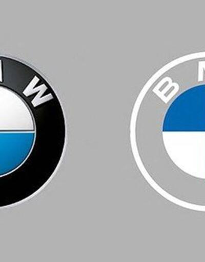 İşte BMW'nin yeni logosu