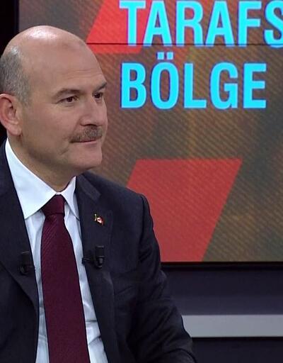 İçişleri Bakanı Süleyman Soylu CNN TÜRK'te