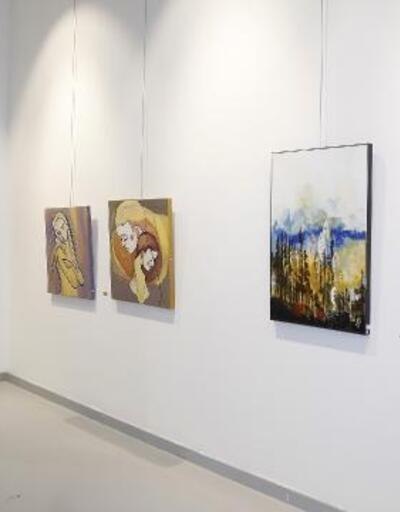 Ankaralı kadın ressamların 50'nci yıl sergisi ÇSM'de