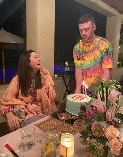 """""""Canım karıma pijamalı doğum günü"""""""