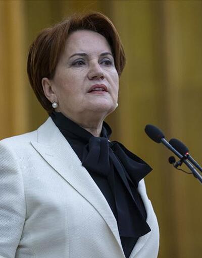 İYİ Parti Genel Başkanı Akşener: Ateşkes ilan edilmesini olumlu karşıladık