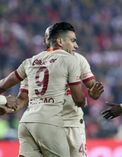 Sivasspor 2-2 Galatasaray ÖZET