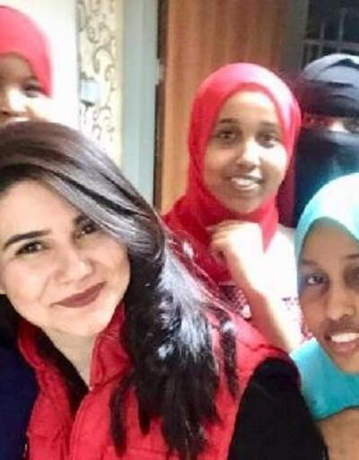 Somalili öğrenciler dünya kadınlar gününü Iğdır'da kutladı