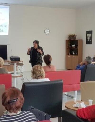 Baharevi'nde ilkyardım semineri
