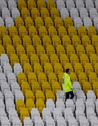 Ruhr derbisi seyircisiz oynanacak