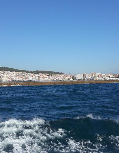 Midilli Adası'na deniz ulaşımıdurduruldu