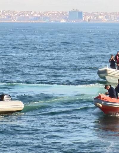 Sarayburnu'nda denizde ceset bulundu