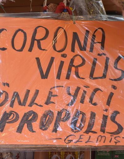 'Koronavirüs' salgını aktarların satışlarını artırdı
