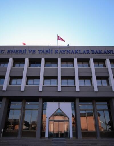 Enerji ve Tabii Kaynaklar Bakanlığı'nın ödül töreni ertelendi
