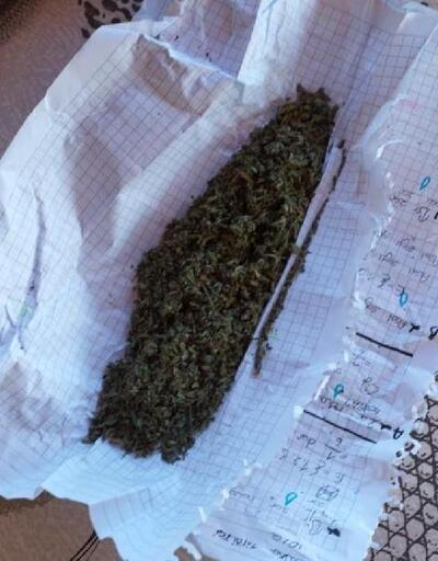 Uyuşturucu satıcı yakalandı