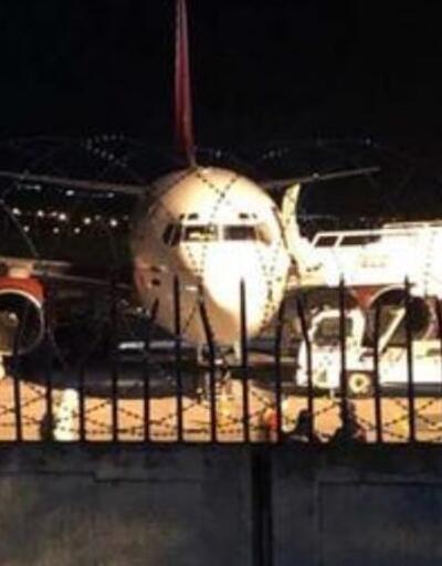 Bağdat'tan gelen 57 Türk karantinaya alındı