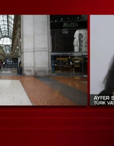 İtalya'daki son durumu Türk vatandaşı anlattı