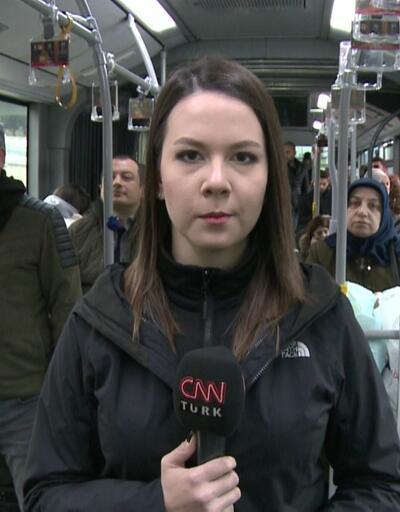 Toplu taşımada korona tedirginliği