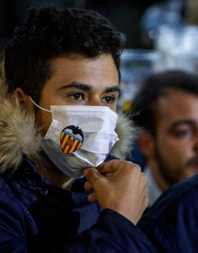 Valencia'da 5 koronavirüs vakası