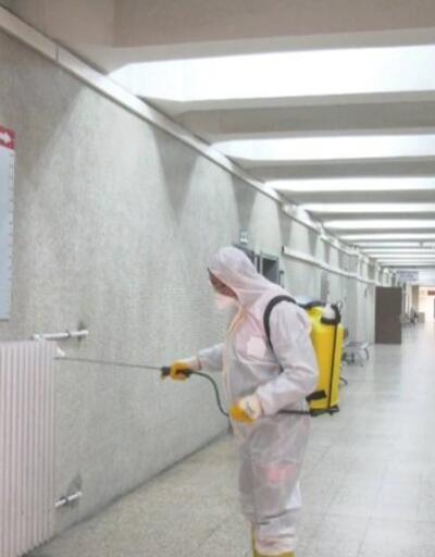 Ankara'da temizlik çalışmaları