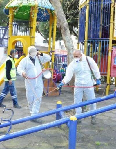 Balçova'da koronavirüs önlemleri