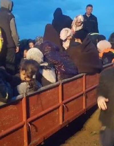 Yan yatan teknedeki 175 kişi kurtarıldı