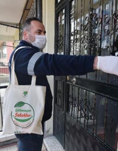 Virüse karşı 10 bin aileye 'Sağlık Paketi'